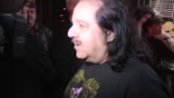 Ron Jeremy on out sourcing the future of the porn industry in Studio City 12/08/12
