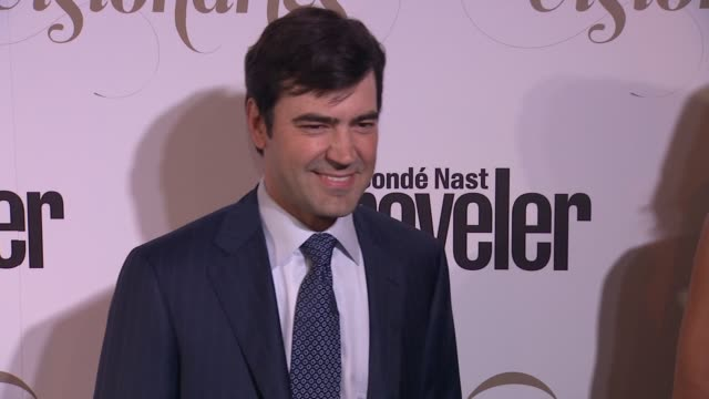Ron Livingston at Conde Nast Traveler Celebrates 'The Visionaries' And 25 Years Of Truth In Travel in New York 09/18/12