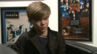 Ronan Parke on his YouTube series at the Ronan Parke Interview at London England