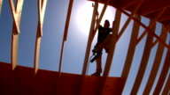 Roof Building Framing Carpenter