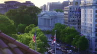 Rooftop view of downtown D.C.
