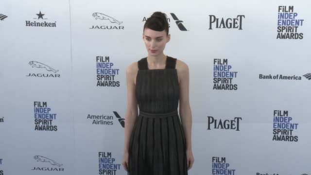 Rooney Mara at the 2016 Film Independent Spirit Awards Arrivals on February 27 2016 in Santa Monica California