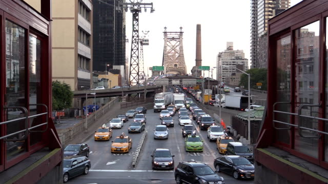 Queensboro Bridge Autos