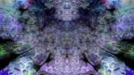 Rorschach imagery forms and flows (Loop).