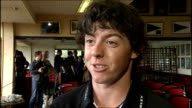 Rory McIlroy interviewed at Holywood Golf Club following his US Open victory Rory McIlroy interview SOT Nice to break records but I'm just worried...