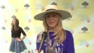 INTERVIEW Rosanna Arquette on why she came out to support Children Mending Hearts today at the Children Mending Hearts 9th Annual Empathy Rocks on...