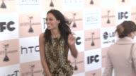 Rosario Dawson at the Piaget At The 2011 Independent Spirit Awards at Santa Monica CA