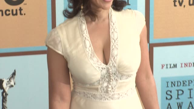 Rosie Perez at the The 21st Annual IFP Independent Spirit Awards in Santa Monica California on March 4 2006