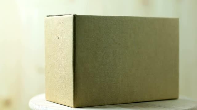roteren: Paper box