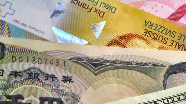 HD: Rotating currencies (video)