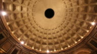 Rotating Video of the Pantheon Temple Impluvium