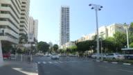 Rothschild Boulevard, Tel Aviv, Israel