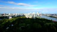 Rotterdam Skyline, Time Lapse