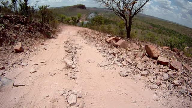 HD: Rough Rocky Off-Road-Geländetouren