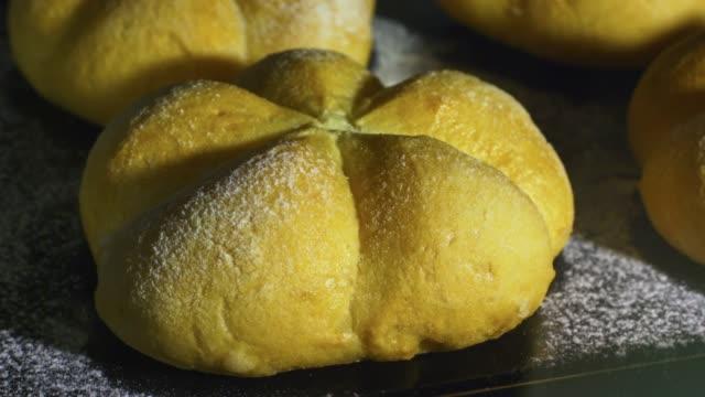 Rundes Brot saubere frei gebacken