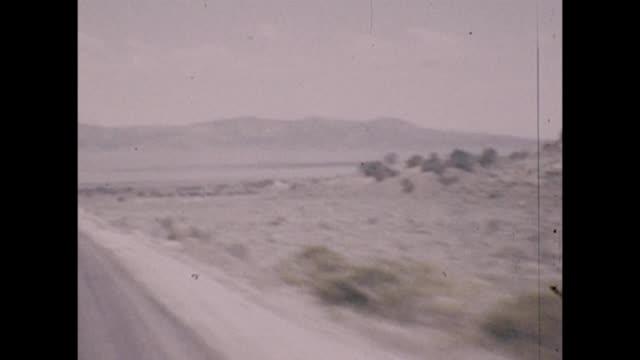 1947 Route 66 Entering Utah