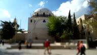 Rova Jewish Quarter in Jerusalem