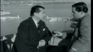 Monaco Unidentified senior member of Royal staff SOT Explains how Monaco became an independent state and that France has never tried to take Monaco...
