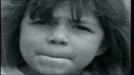Puerto Rico Location unknown Faces of mixed race children showing Spanish African and native american ancestry Large baroque spanishstyle white...