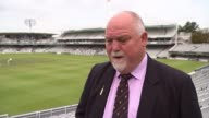 Row over Lord's future pits former captains on opposing sides ENGLAND London Lord's Cricket Ground EXT Mike Gatting interview SOT