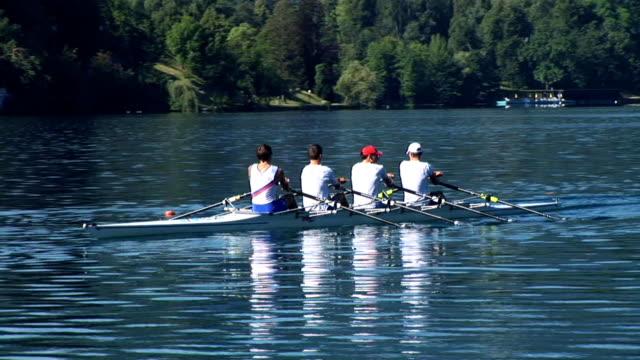 HD: Rowing