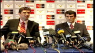 Roy Keane new Sunderland manager press conference Roy Keane press conference SOT think relationship between us will be fine/ I've had differnces with...