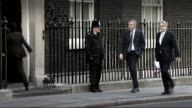 Royal Bank of Scotland seeks to avert High Court battle with shareholders ENGLAND London Downing Street Fred Goodwin along to Number 10