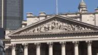 Royal Exchange and Bank of England