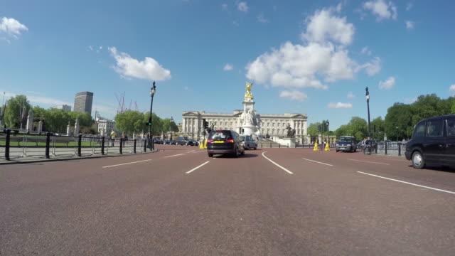 Royal London Driving POV.4K