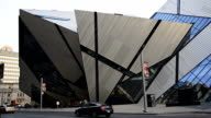 Royal Ontario Museum or ROM one of the largest in North America