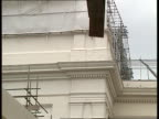 London Covent Garden Redevelopment work being carried out at Royal Opera House