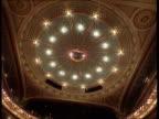 Orchestra dispute ENGLAND London Royal Opera House GV Auditorium TILT
