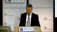 Rasmussen speech on missile defence The United States has decided to do it on a multilateral basis in NATO It will share its capability with Allies...