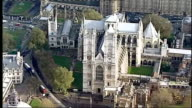 Dean of Westminster prepares to conduct service ENGLAND London Westminster Abbey Westminster Abbey as bells chime SOT GVs Westminster Abbey INT...