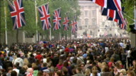 Royal wedding of Prince William and Kate Middleton ITV News Special PAB 1230 1330 Andrew Neil STUDIO interview with various SPLIT SCREEN and CUTAWAYS...