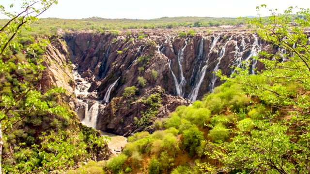 WS DS Ruacana Falls
