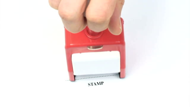 Rubber Stamp Approved