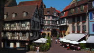T/L, MS, HA, Rue des Marchands, Colmar, Alsace, France