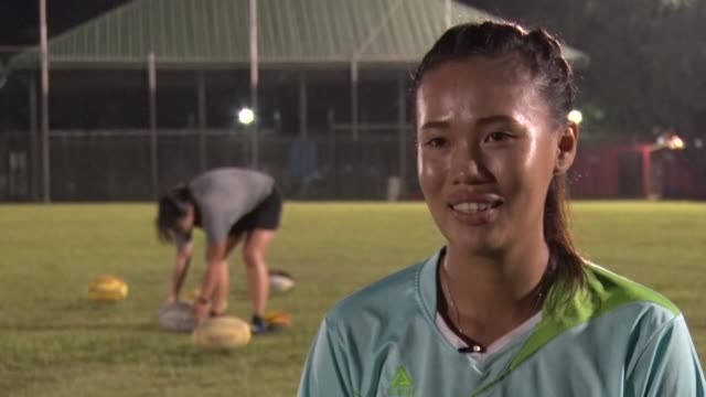 Rugby Union has found an unlikely breeding ground in the south east Asian country of Laos where the sport is proving a hit with both men and women