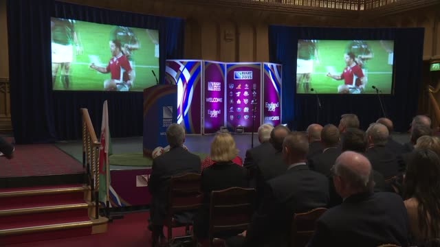 Rugby World Cup 2015 Wales Welcome Ceremony Promotion film