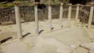 Ruined ancient columns