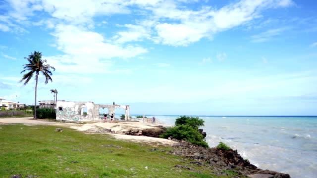Ruins at Bantayan Island, Philippines
