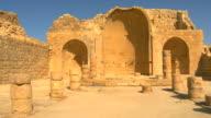 MS PAN Ruins of Byzantine church / Shivta, Negev, Israel