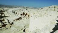 Ruins of Herodion in Israel