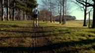 MOVI STABILIZER: Runner in the park