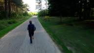 Running in the wilderness