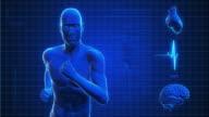 Running Man | Digital Interface | Loopable