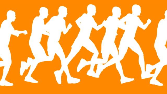 Running Männer
