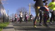 Running Race in DC