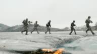 Running to Fight